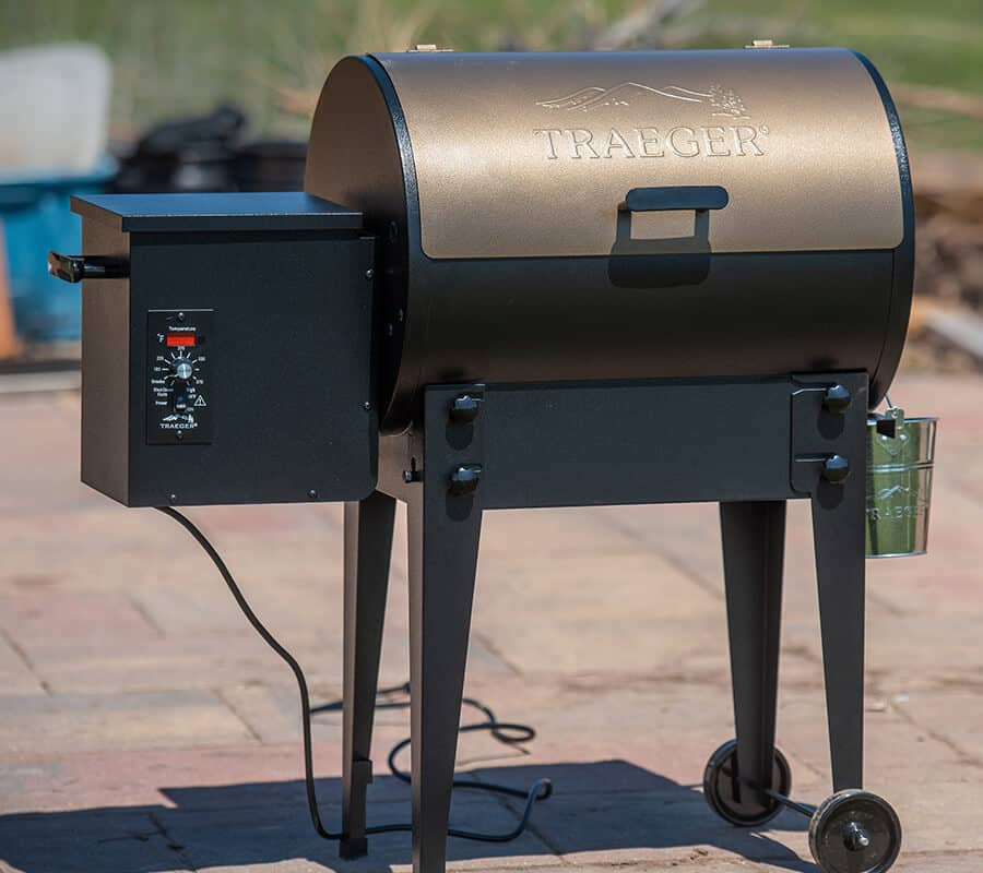 what should I look for when buying a pellet grill