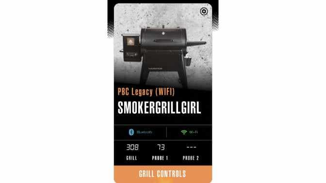 how do you use the Pit Boss Smoke IT app